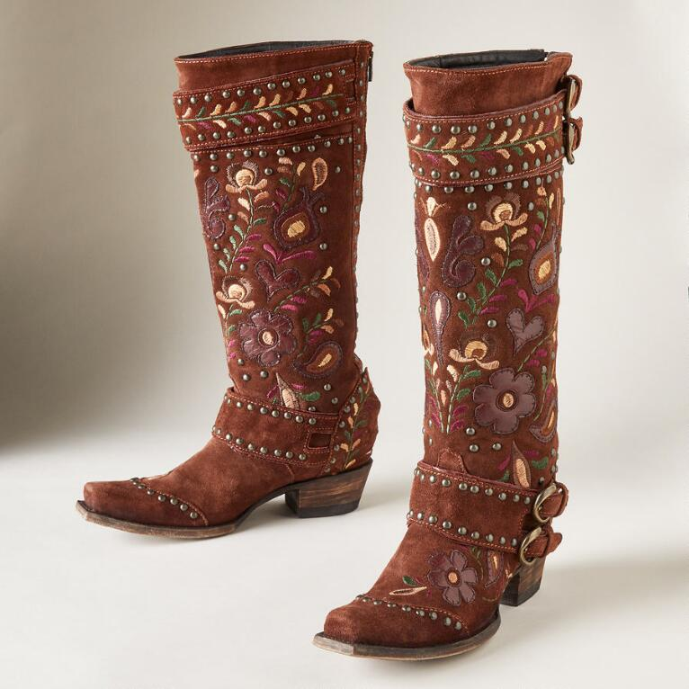 TRAVELERS & TRADERS BOOTS