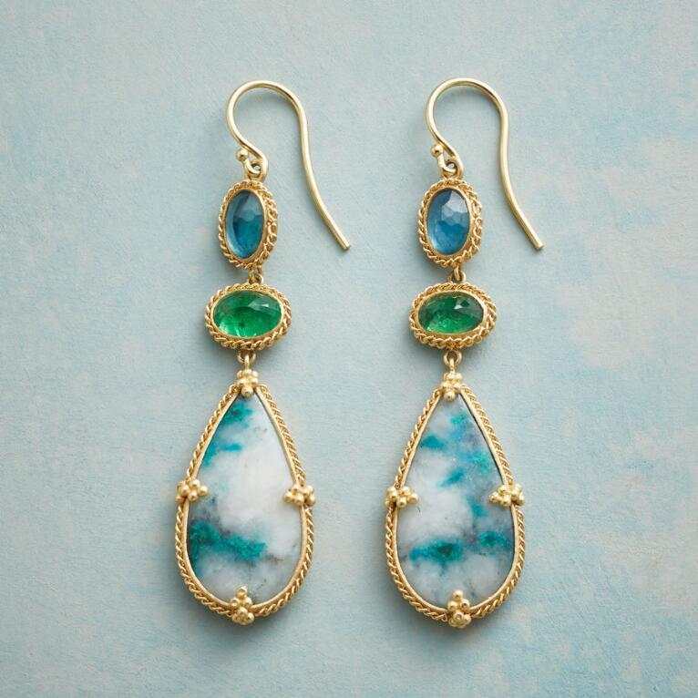 DREAMS MAY COME TRUE EARRINGS