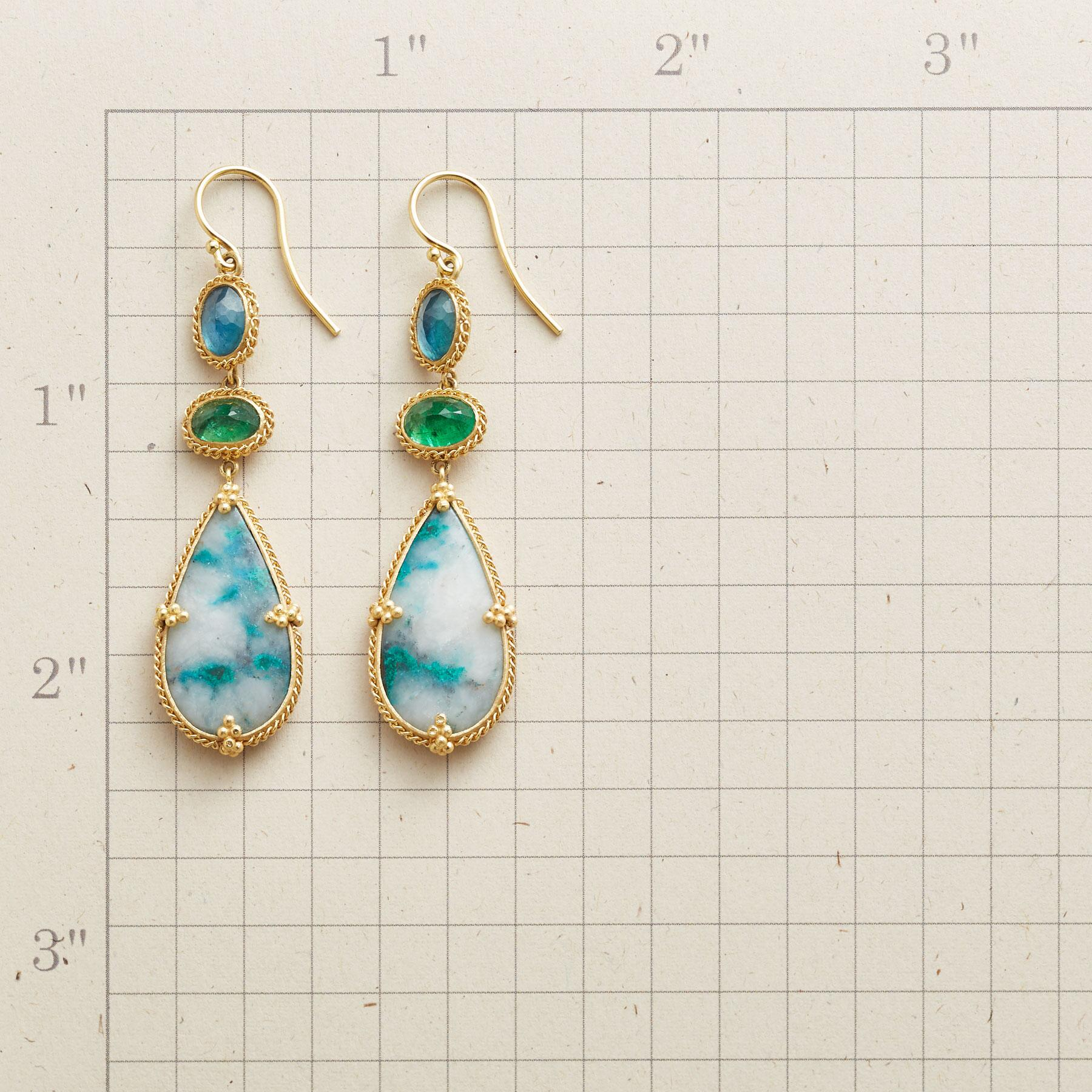 DREAMS MAY COME TRUE EARRINGS: View 2