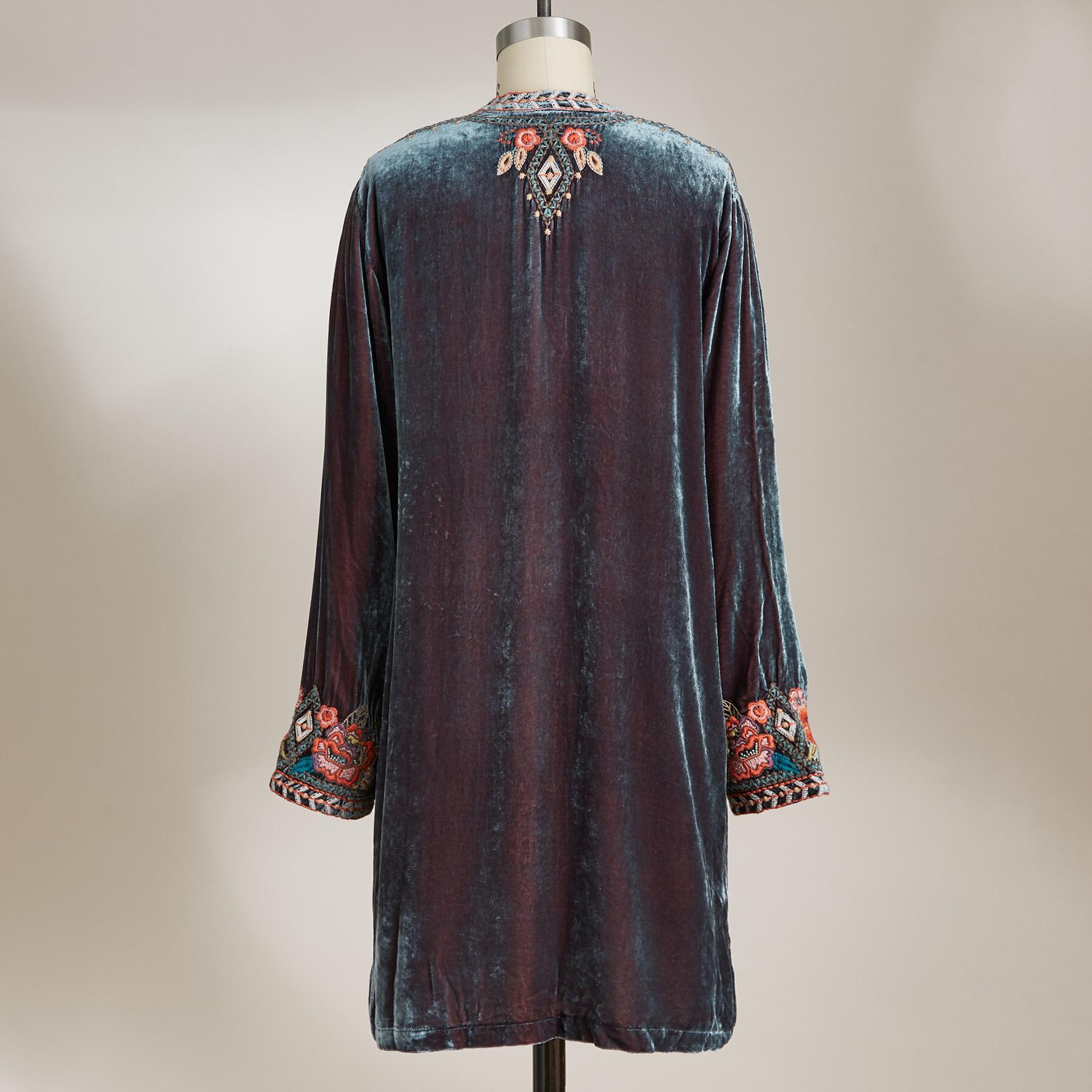 DISTANT NIGHTS DRESS: View 3