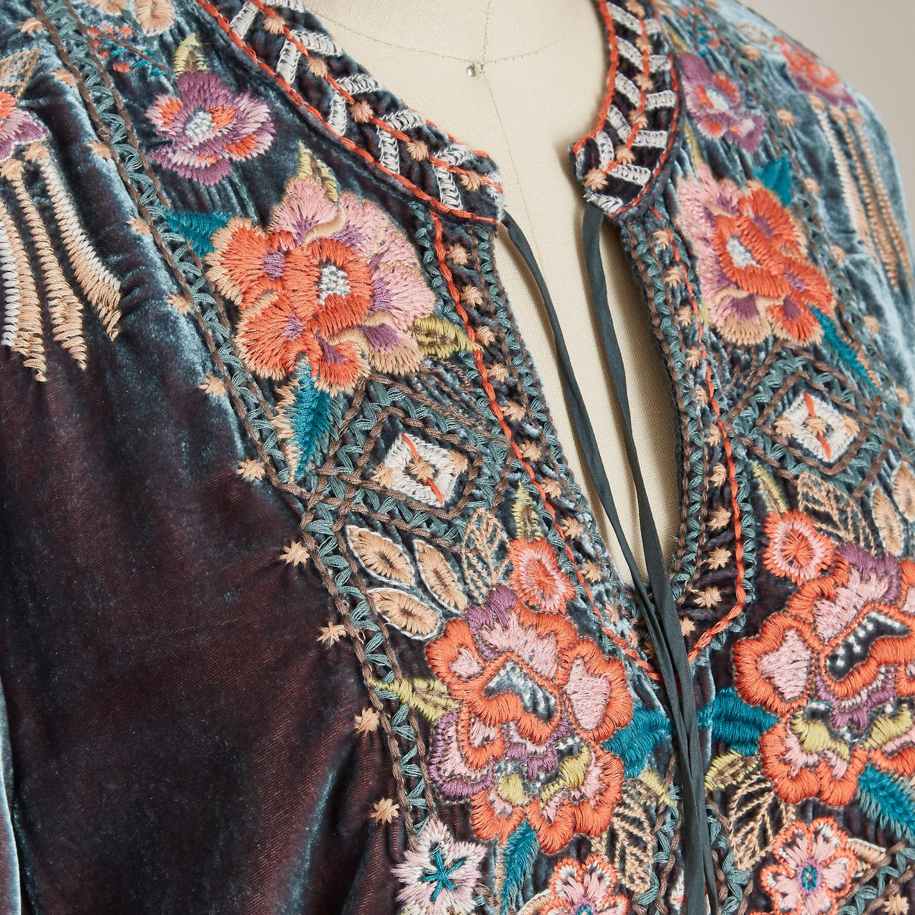 DISTANT NIGHTS DRESS: View 4