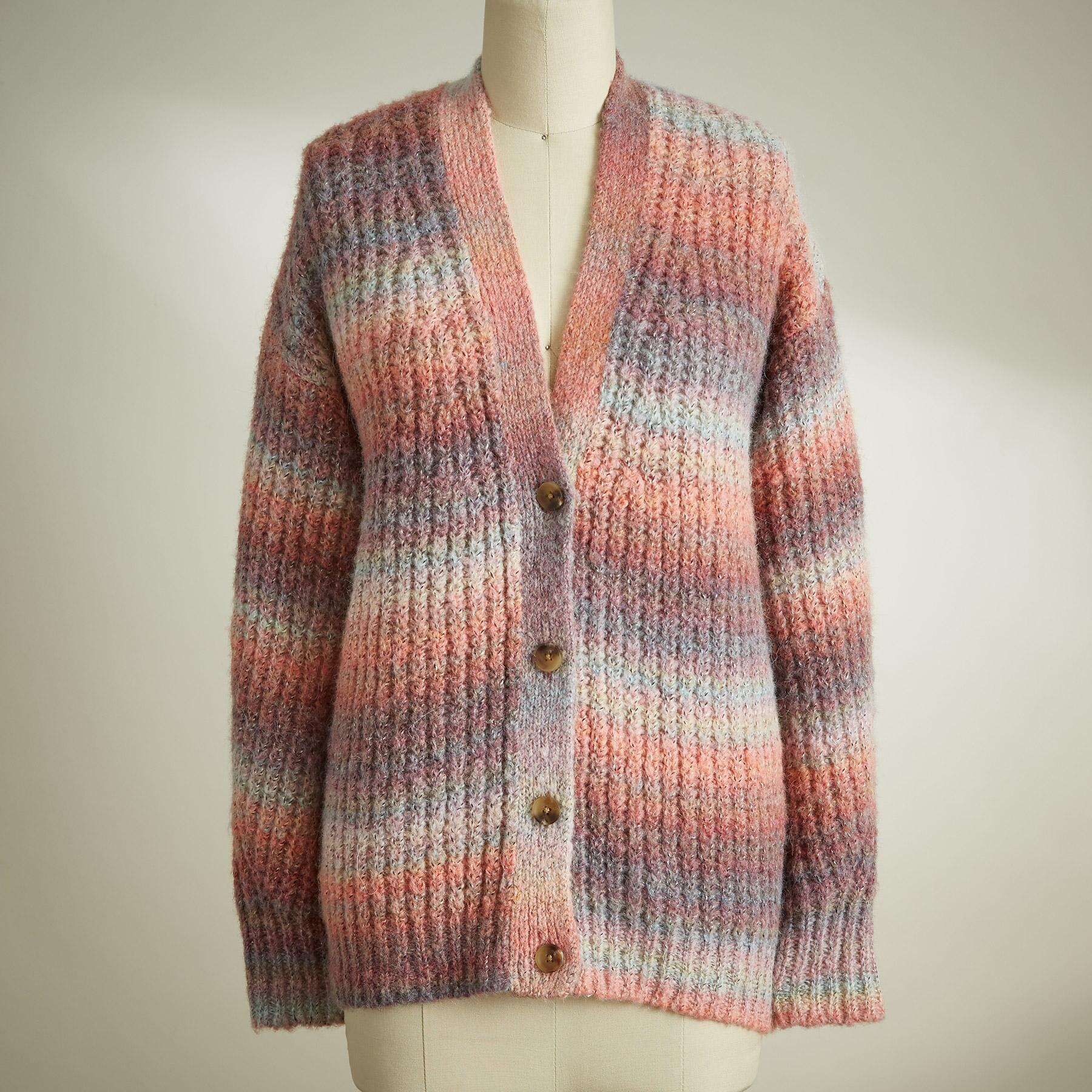 NORTHERN LIGHTS CARDIGAN: View 2