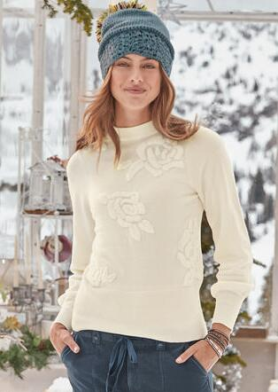 BIRGITTE SWEATER