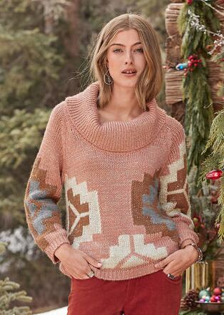ELEGANT TUNDRA SWEATER