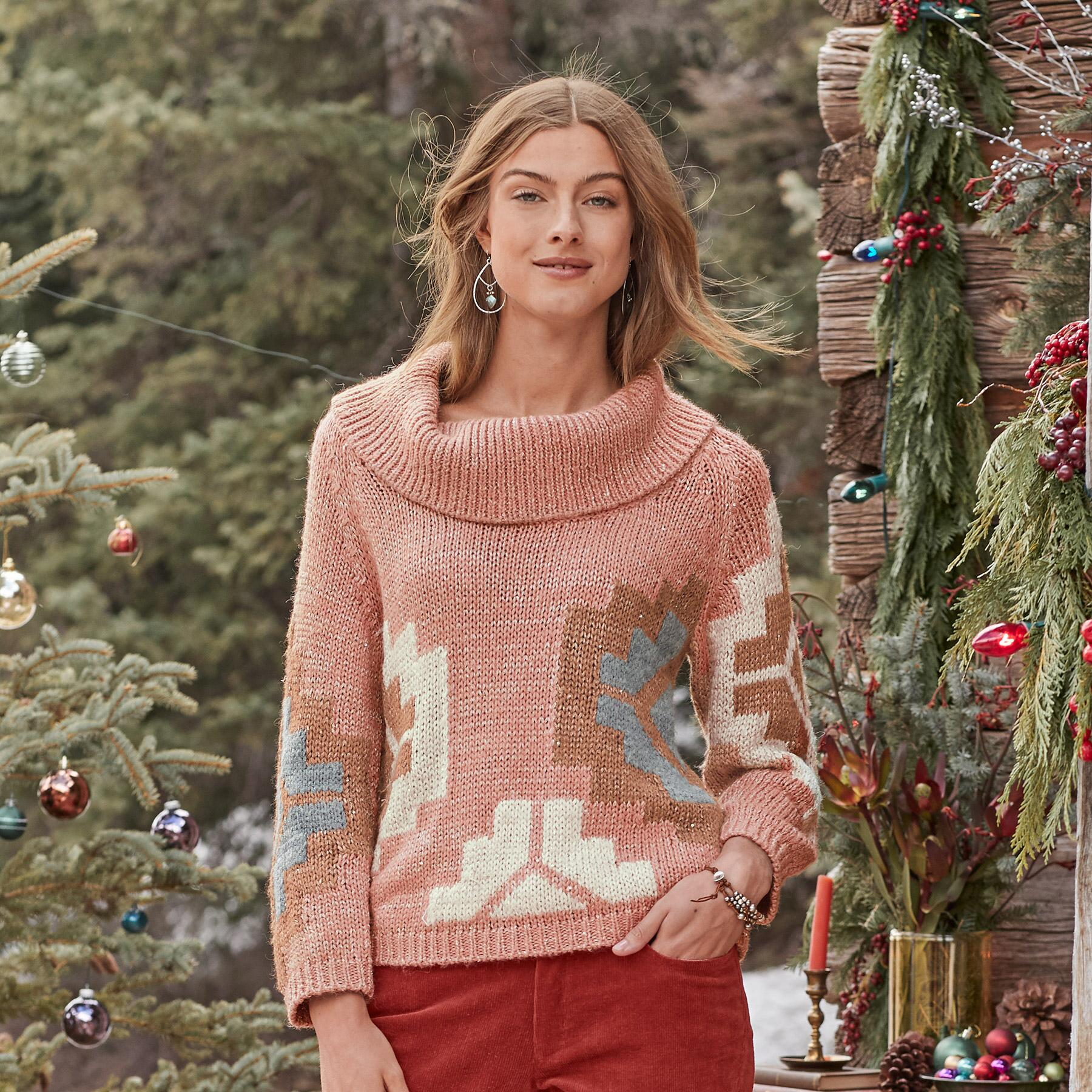 ELEGANT TUNDRA SWEATER: View 2
