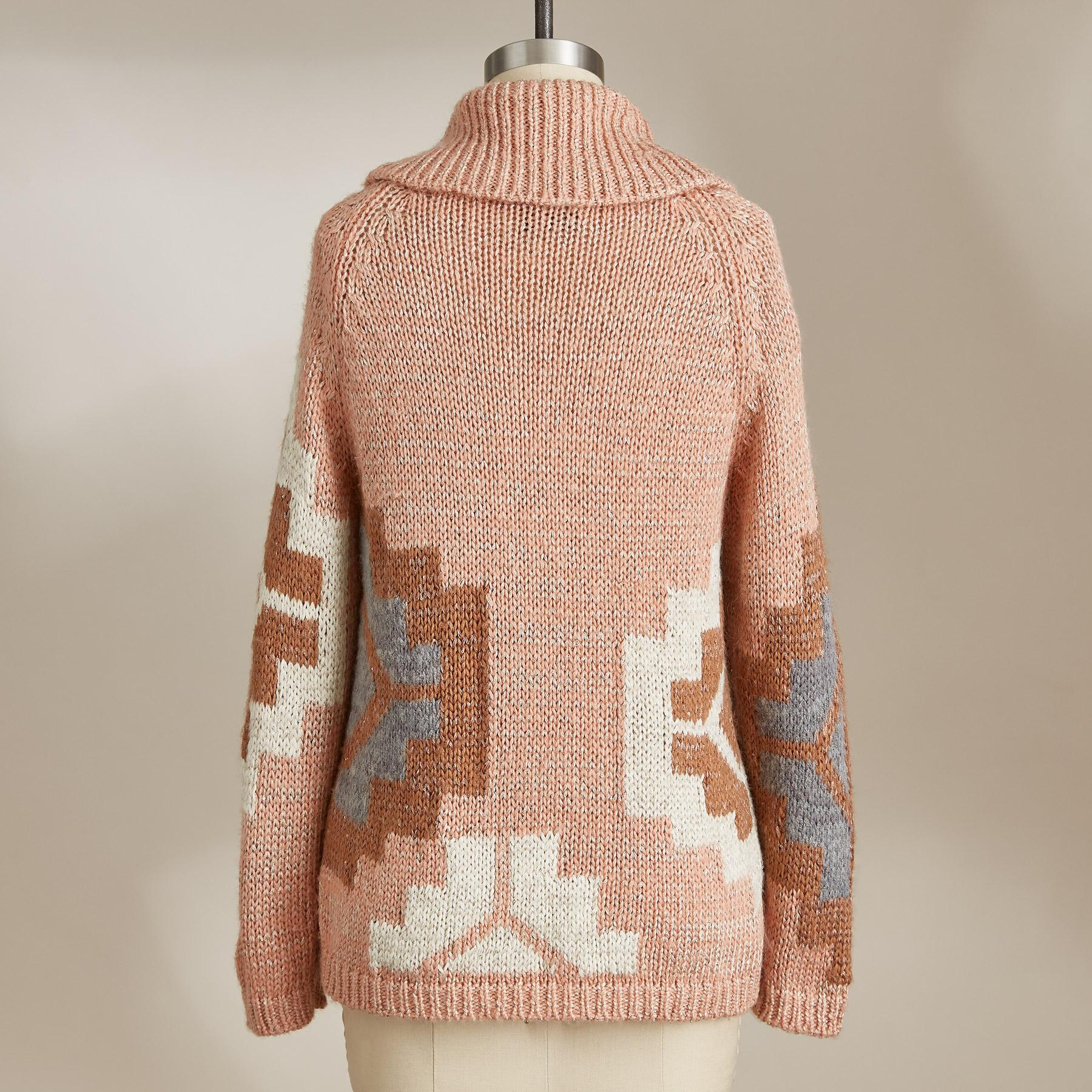 ELEGANT TUNDRA SWEATER: View 3