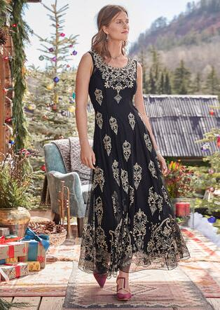INESSA DRESS - PETITES