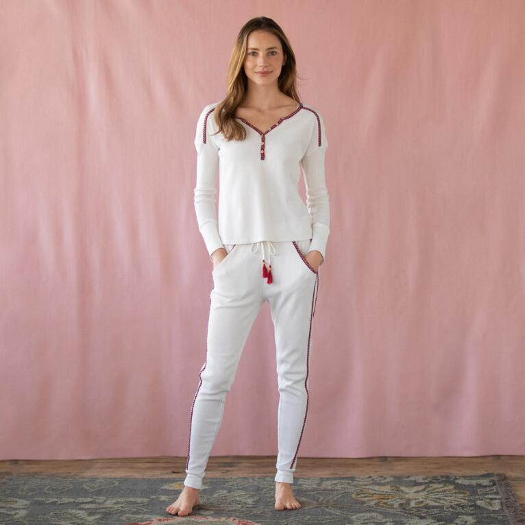 INGRID HENLEY PJ TOP