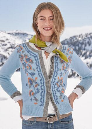 HEAVENLY SKIES CARDIGAN