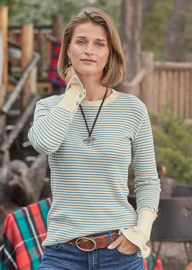 JOYFUL STRIPE THERMAL