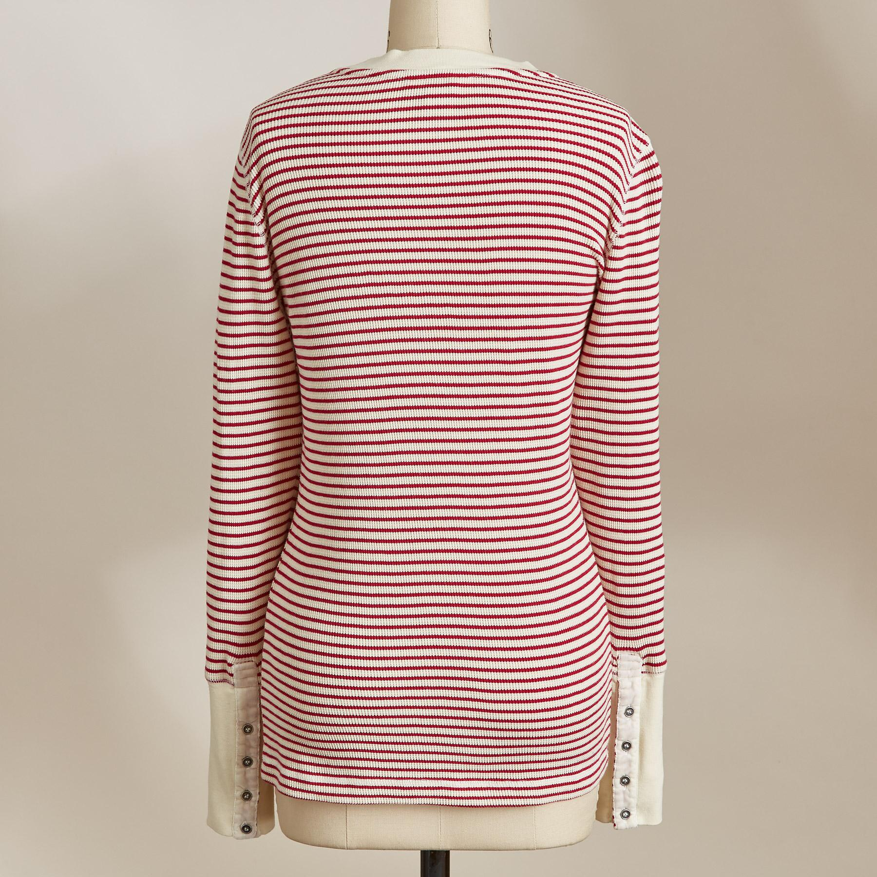 JOYFUL STRIPE THERMAL: View 2