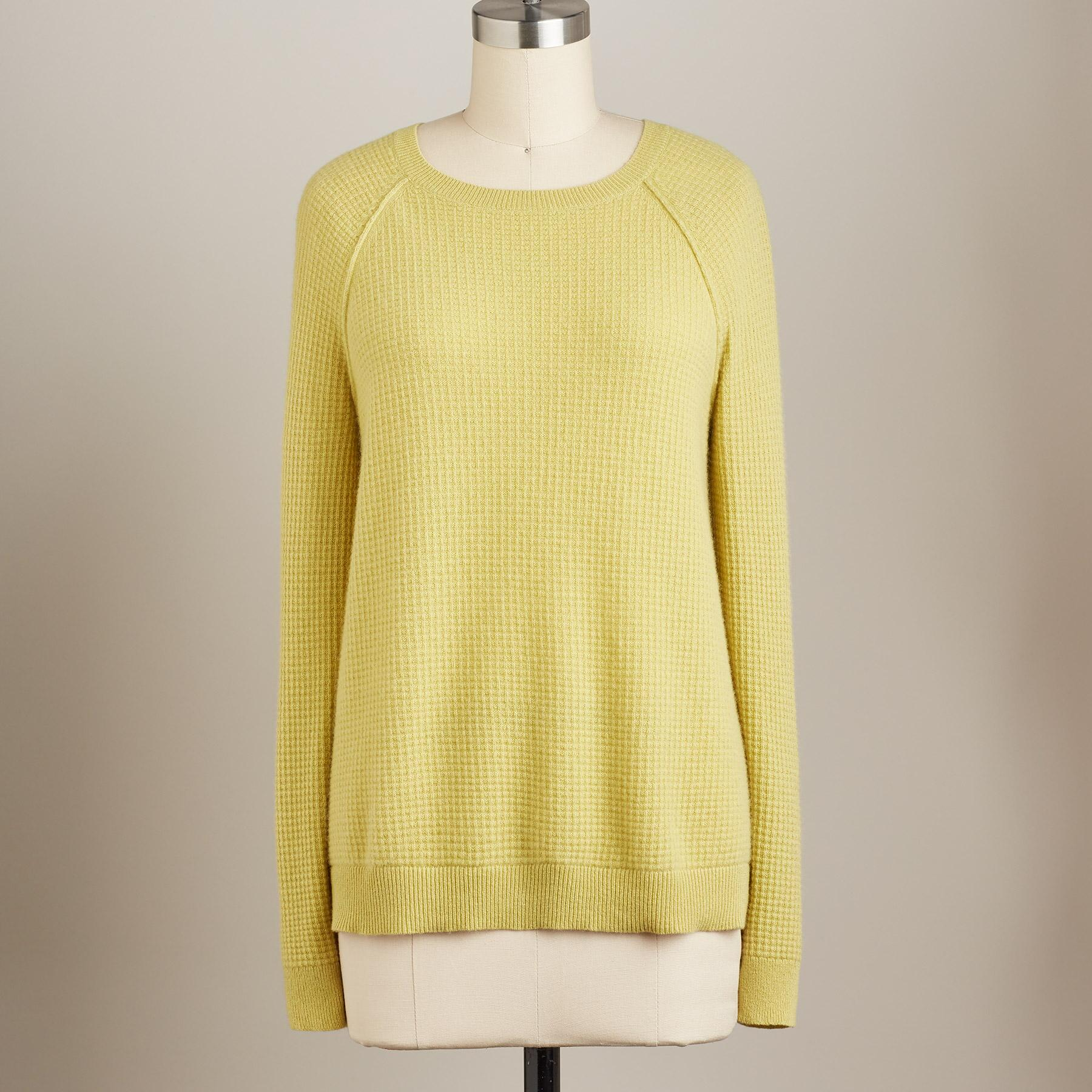SIMPLE DAYS CASHMERE PULLOVER - PETITES: View 3
