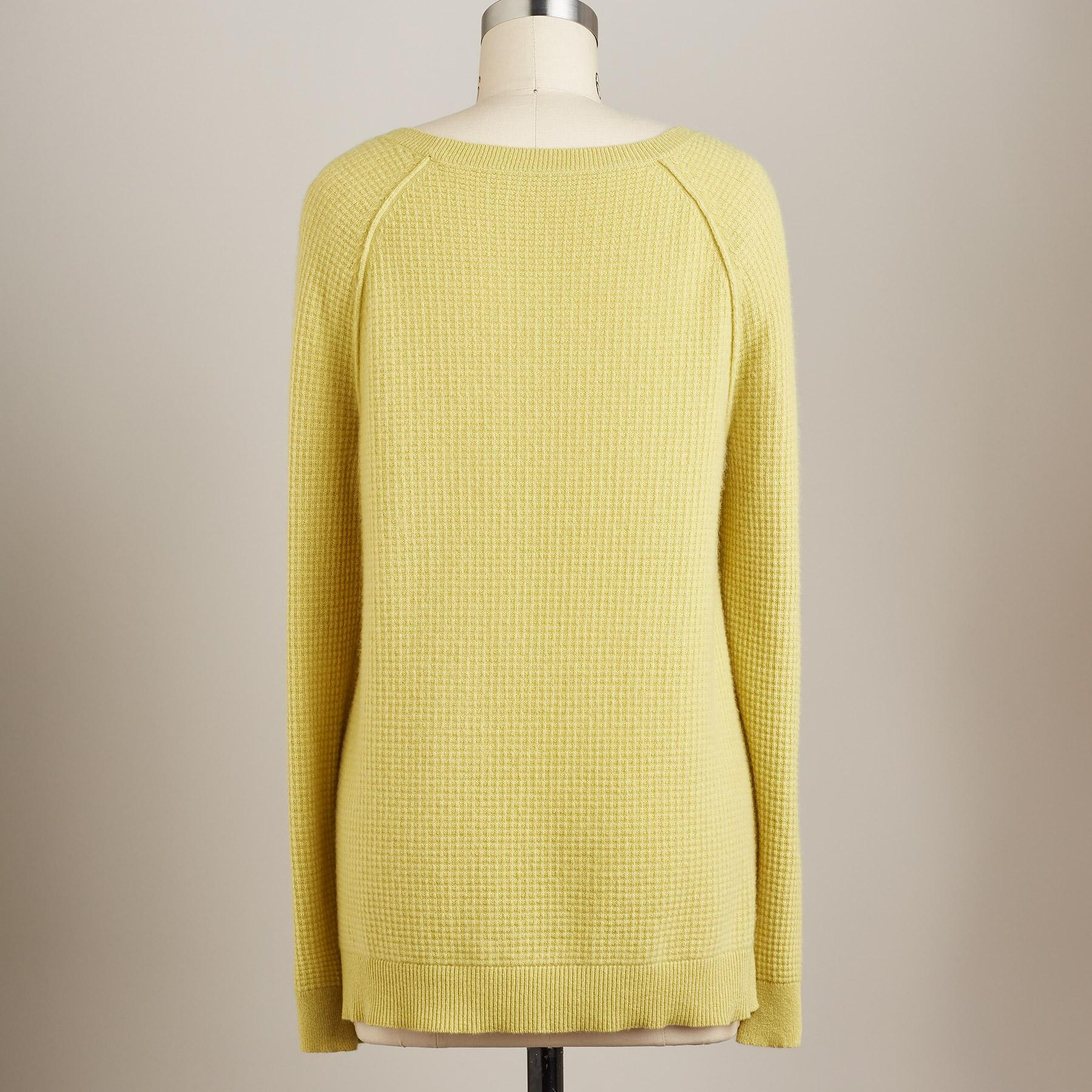 SIMPLE DAYS CASHMERE PULLOVER - PETITES: View 4