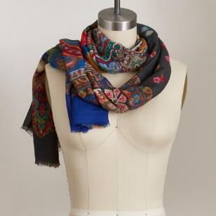 LYRIC & SONG SCARF
