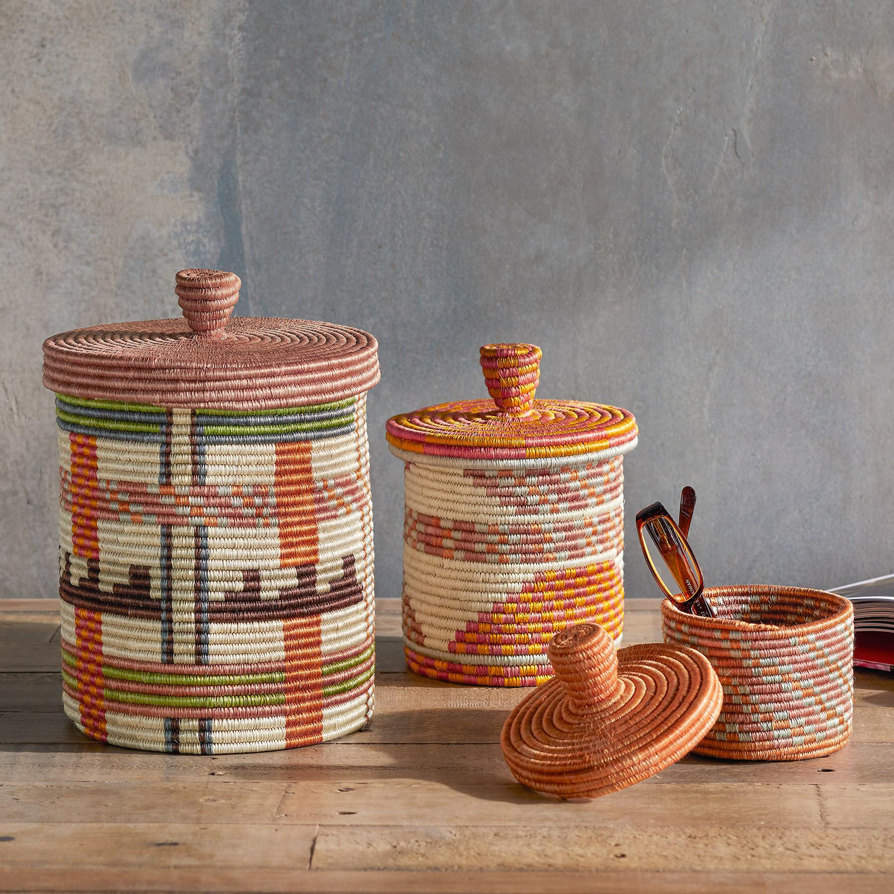 BURUNDI BASKET, LARGE: View 2
