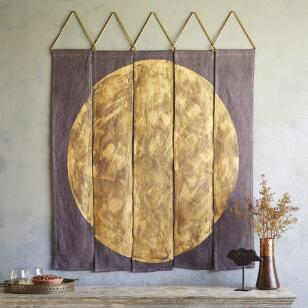 MOON TAPESTRY ART