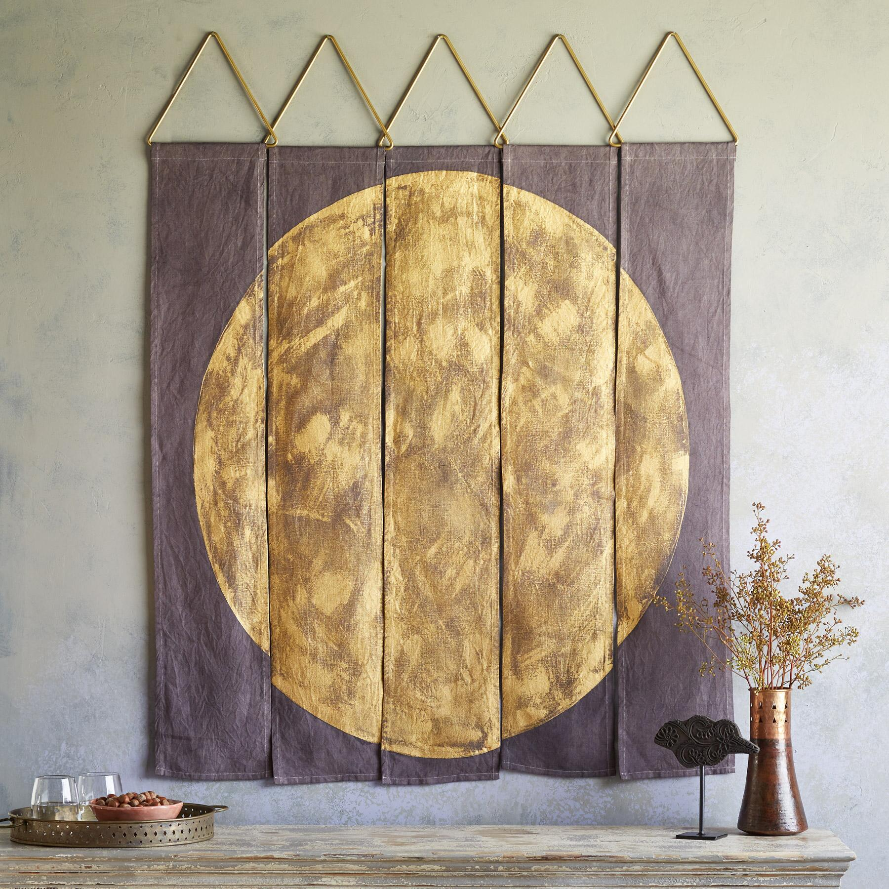 Moon Tapestry art - Sundance Catalog Home Decor + A Few of My Artisan Favorite Things!