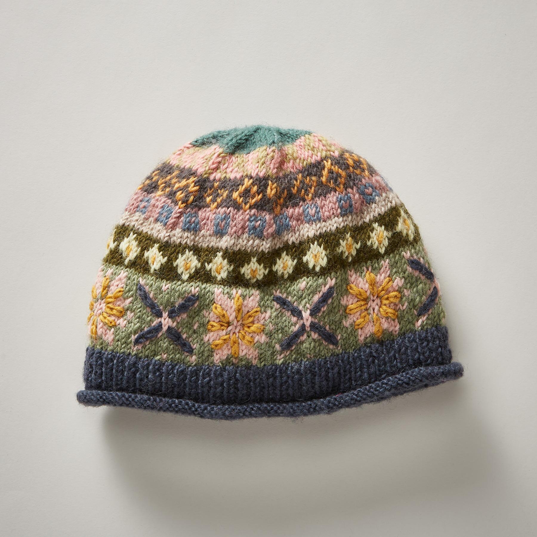 BOTANICA HAT: View 1