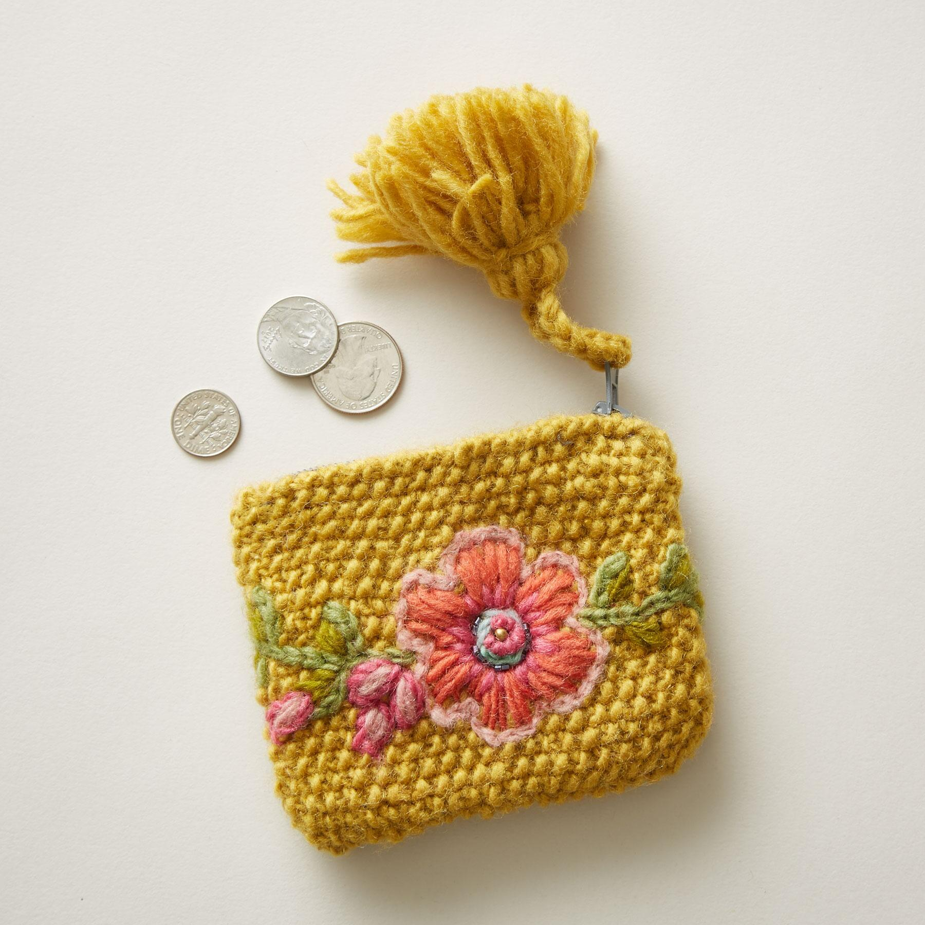 FOREVER IN BLOOM POUCH: View 1