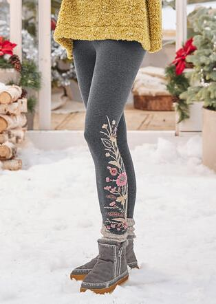 CHILLED BLOSSOM LEGGINGS