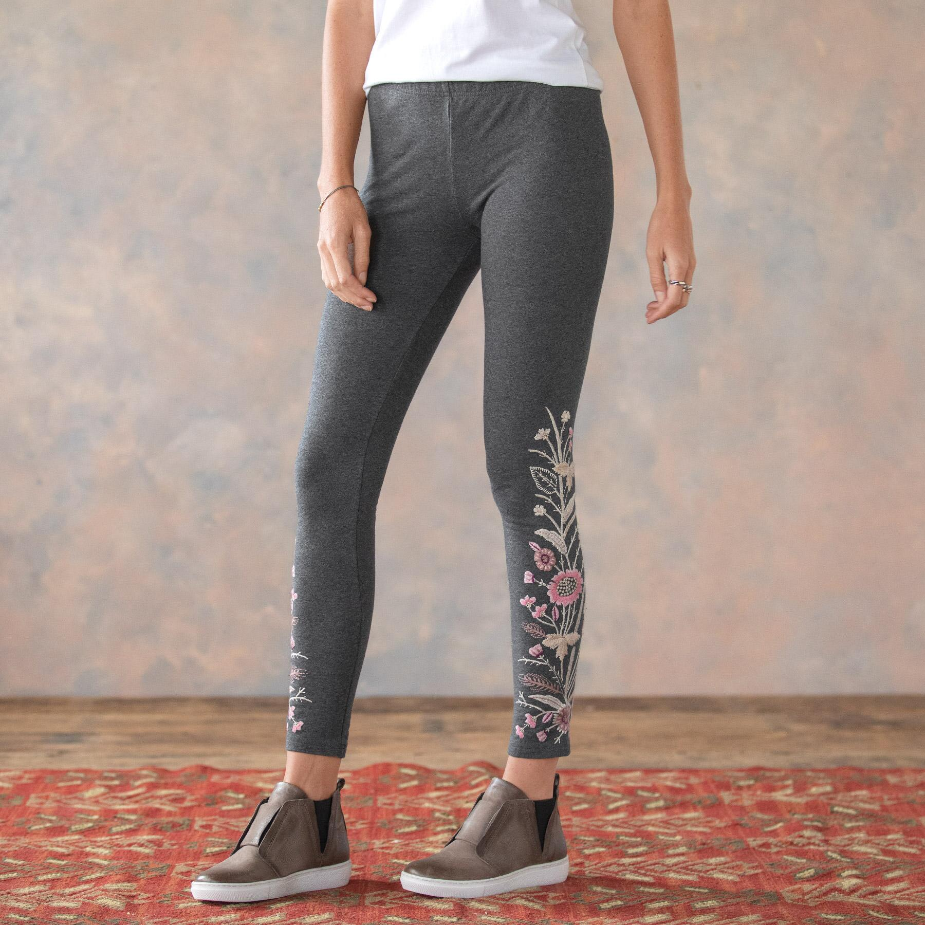 CHILLED BLOSSOM LEGGINGS: View 2