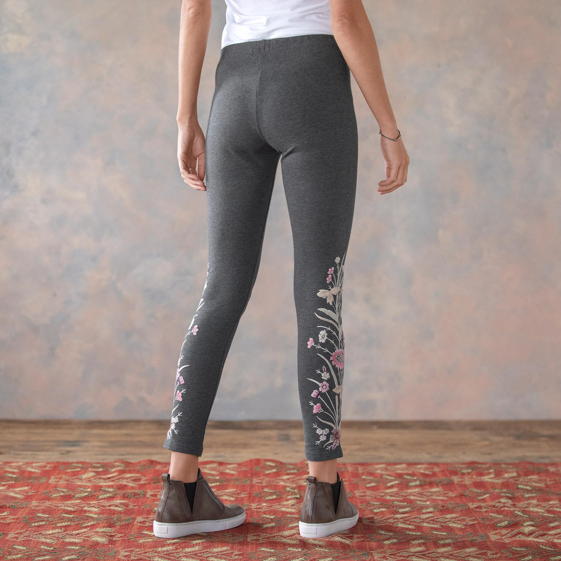 CHILLED BLOSSOM LEGGINGS: View 3