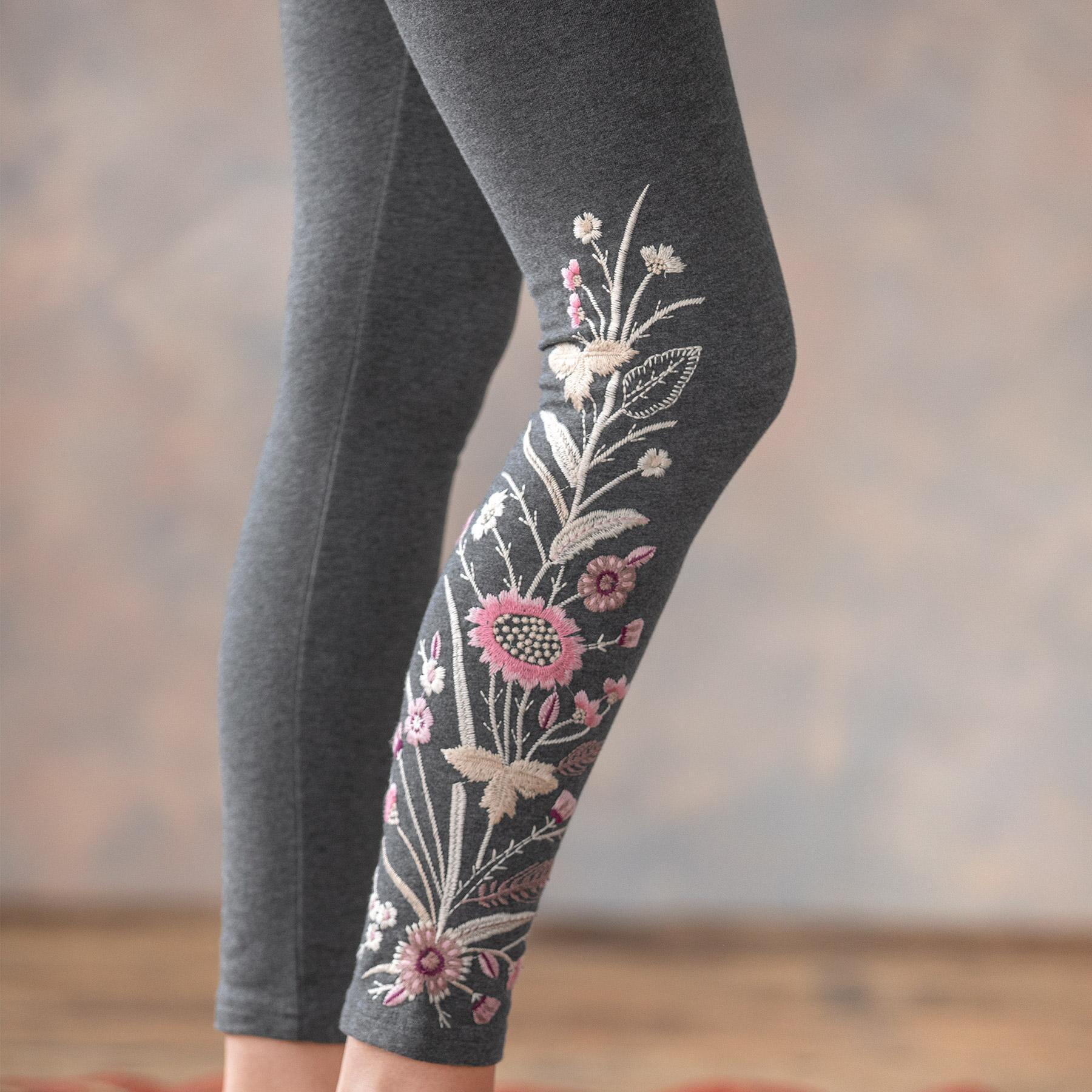 CHILLED BLOSSOM LEGGINGS: View 4