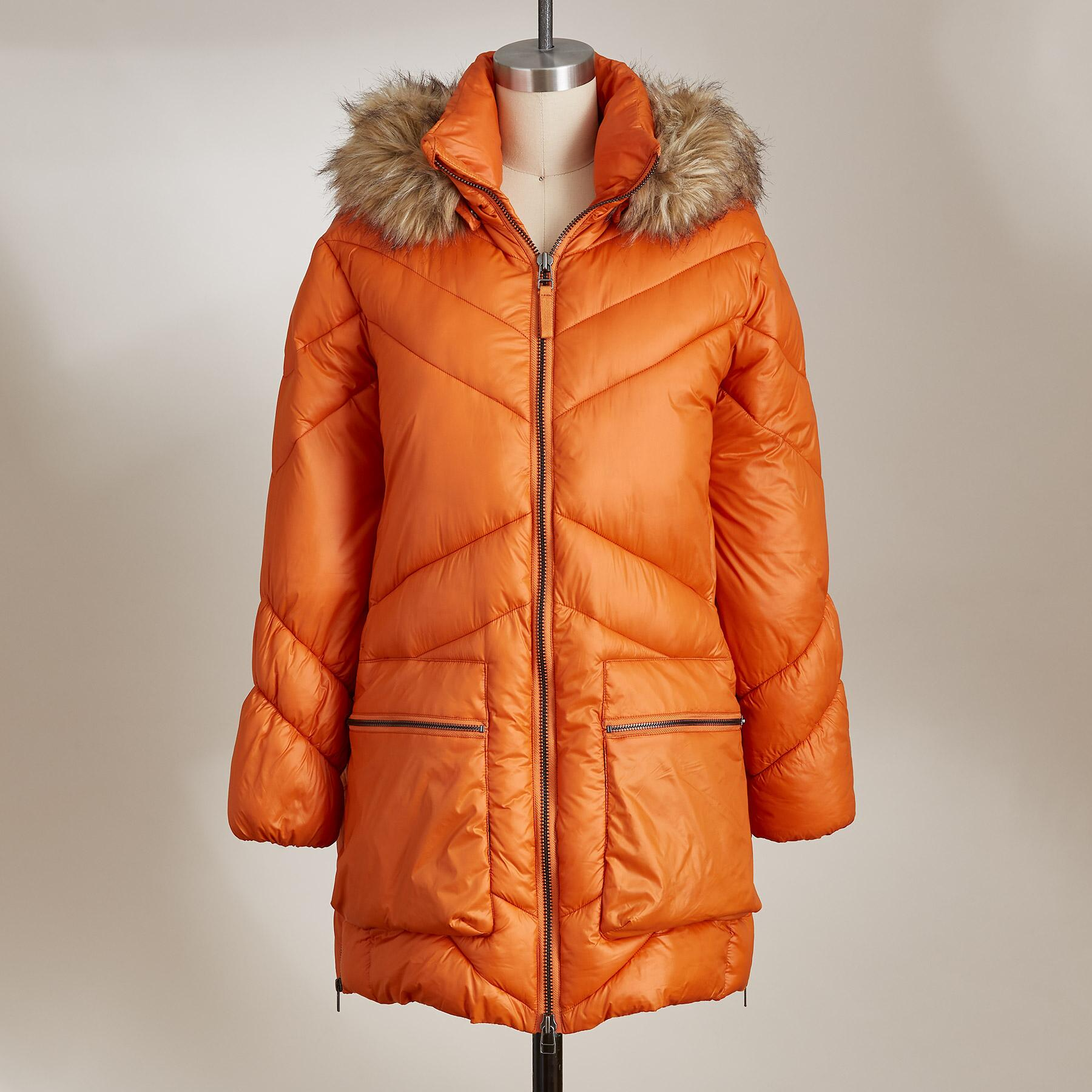 KARLEE PUFFER COAT: View 2