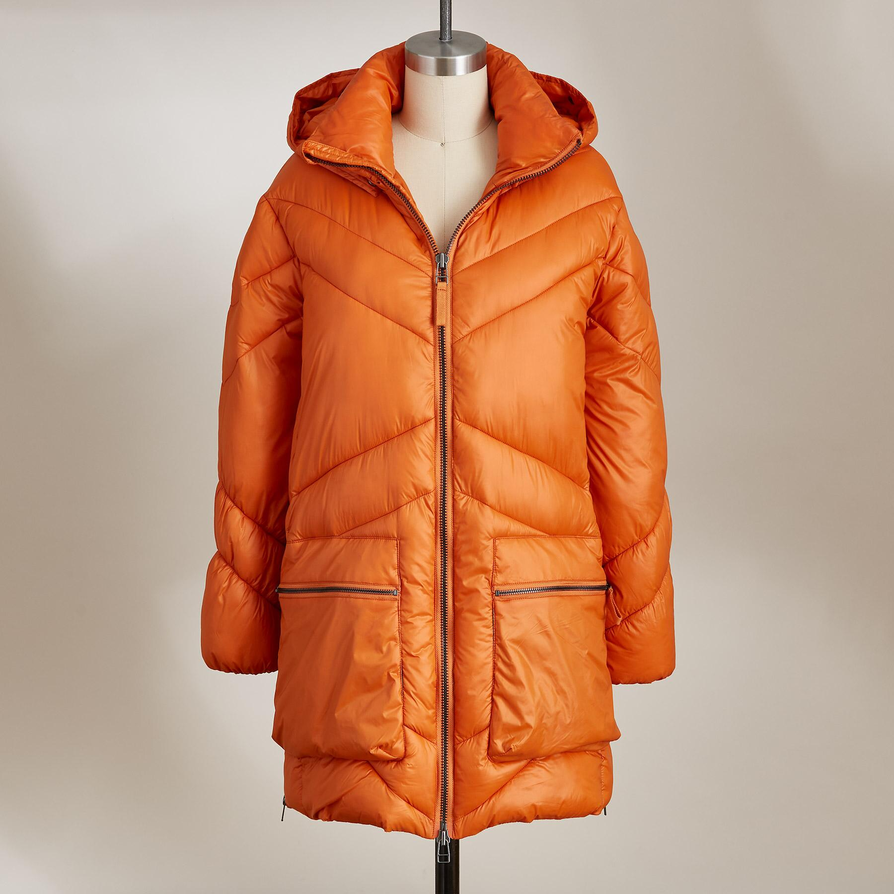 KARLEE PUFFER COAT: View 4