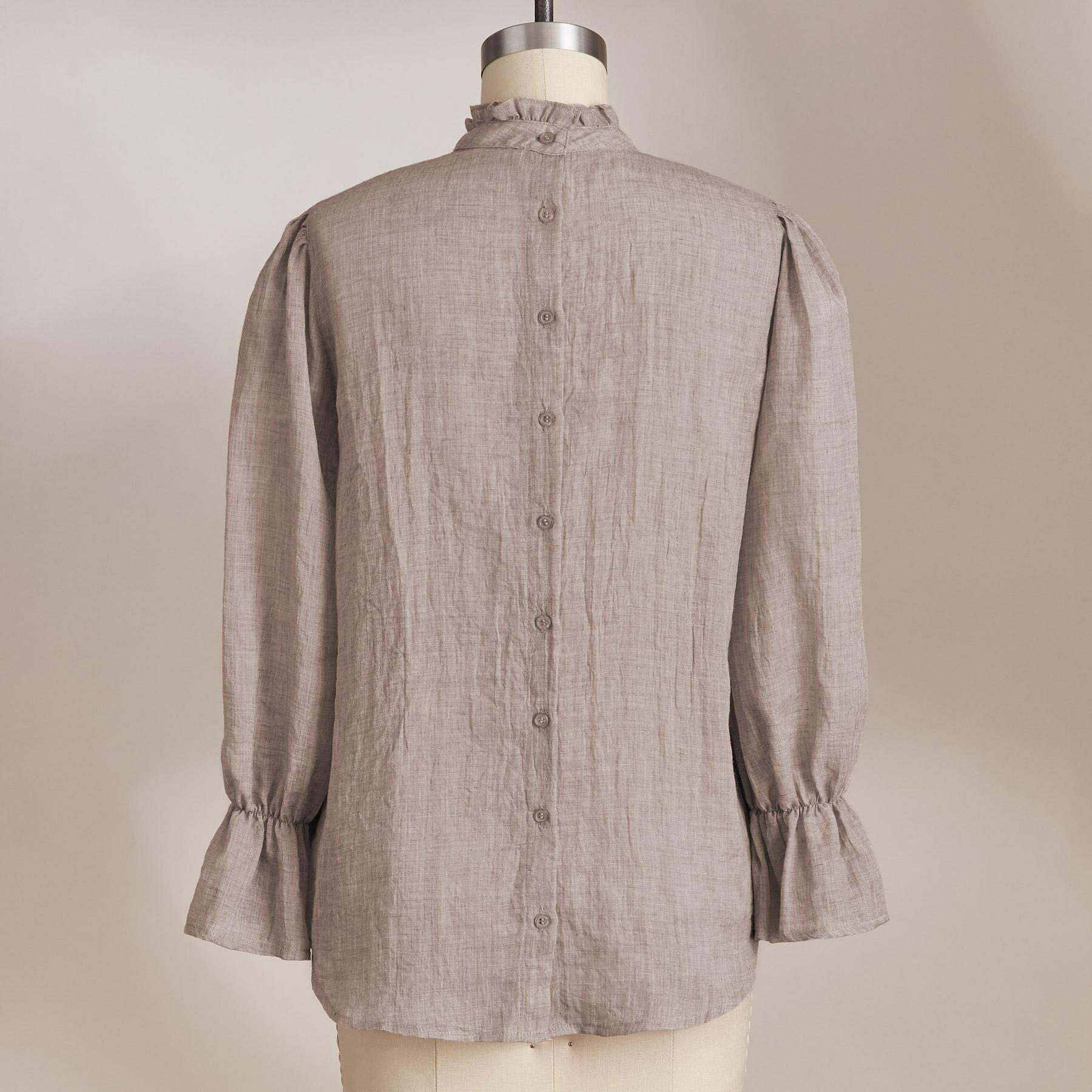 RAYNA BLOUSE: View 2