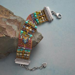 BEFORE THE DAWN BEADED BRACELET
