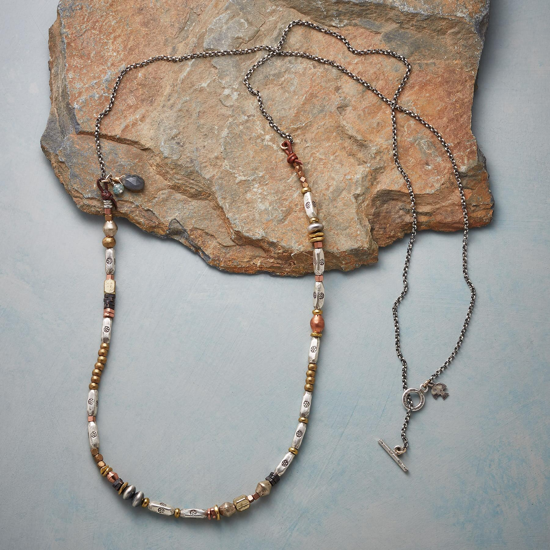 ANCIENT TRADITIONS NECKLACE: View 2