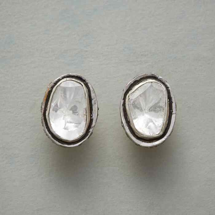 EVERY DAY GLAMOUR DIAMOND EARRINGS