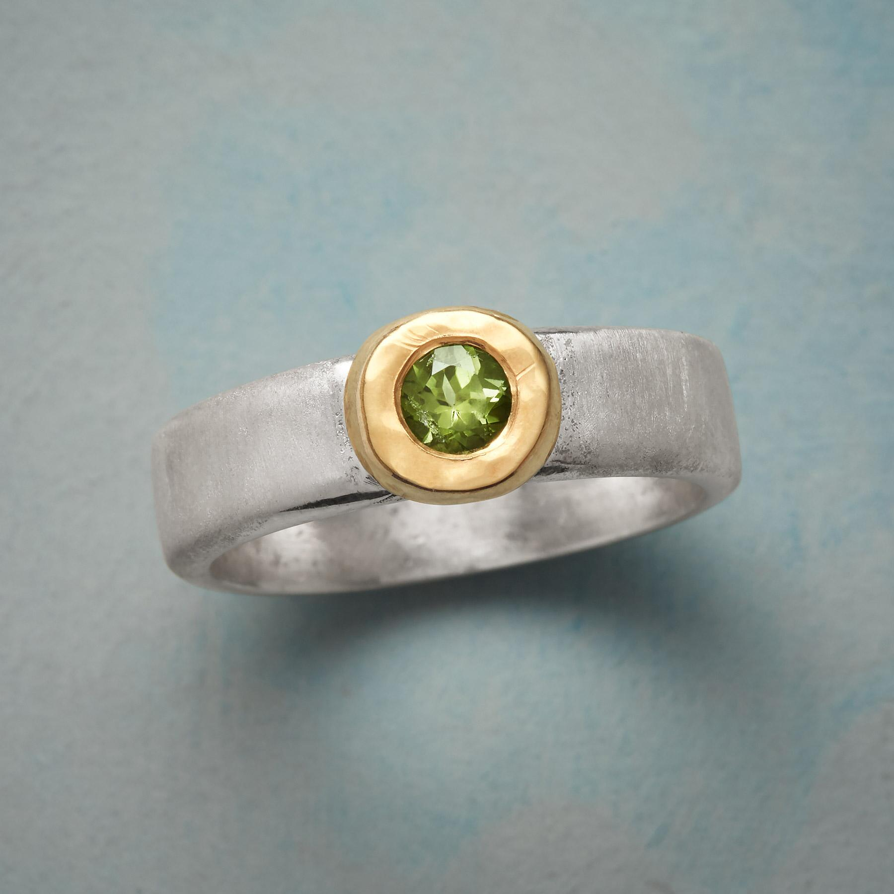 SUN ESSENCE RING: View 1