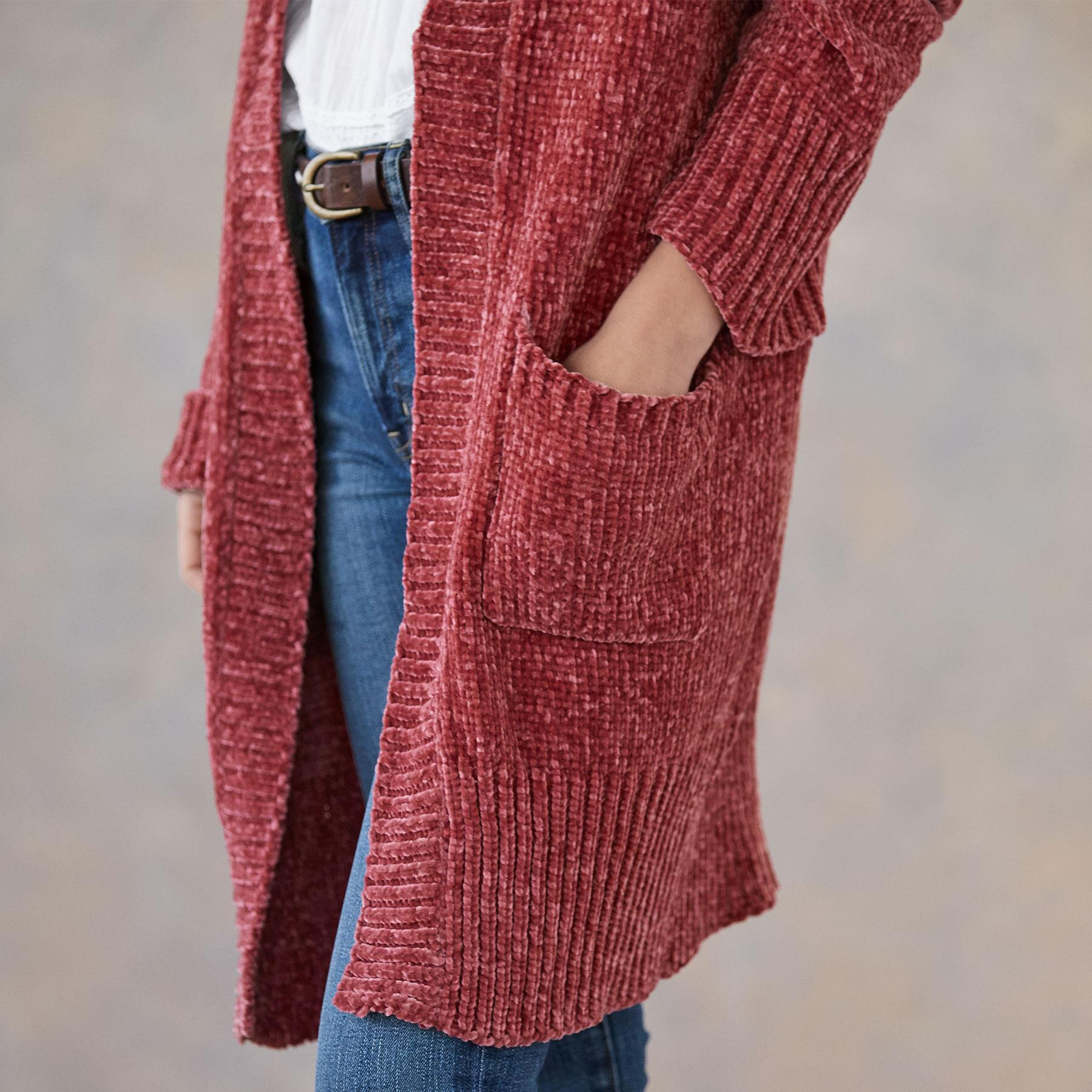 ARYN CARDIGAN: View 3