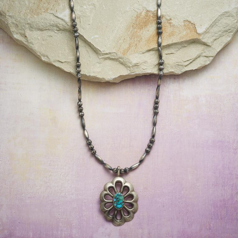 1960S CONCHA NECKLACE