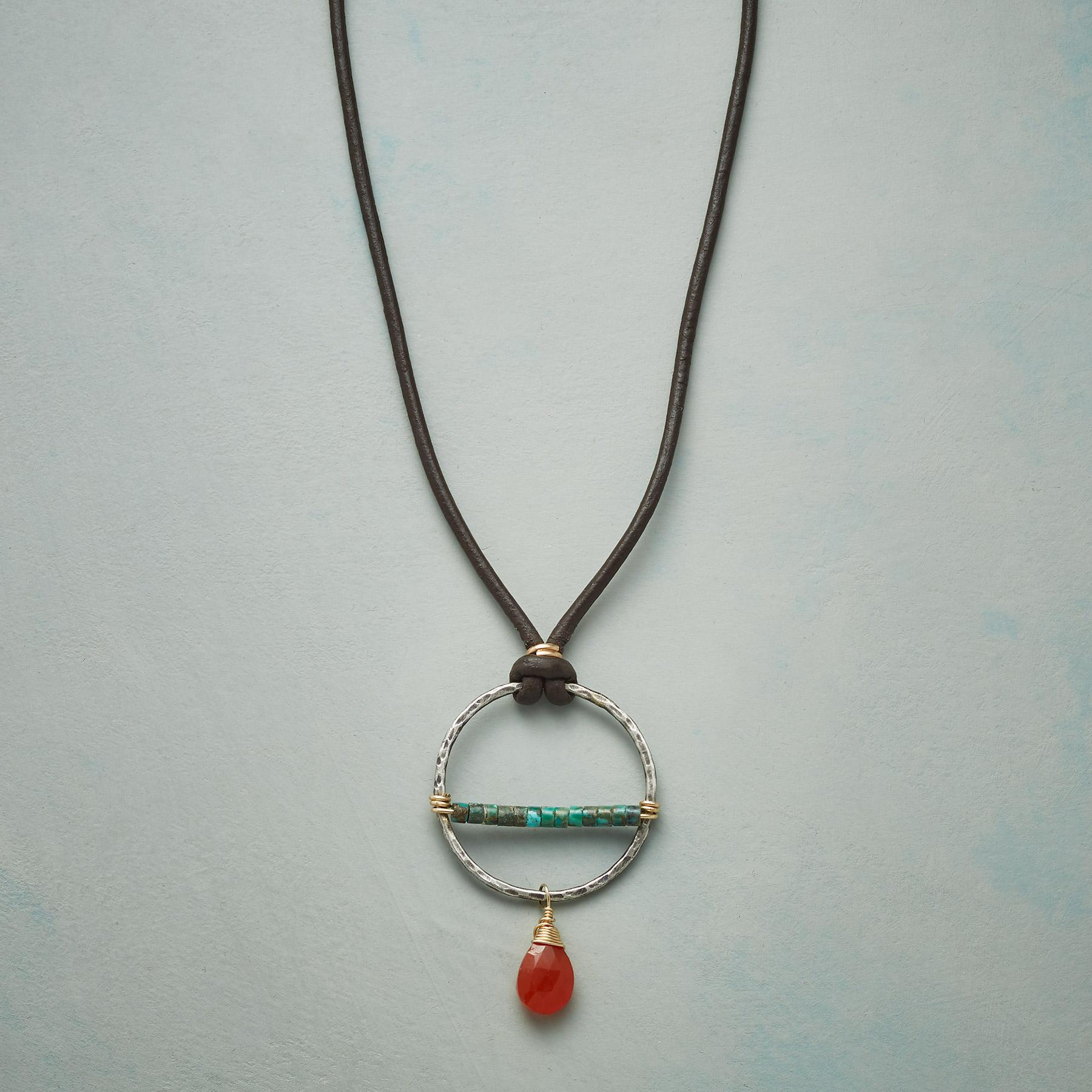 FLEETING SUMMER NECKLACE: View 1