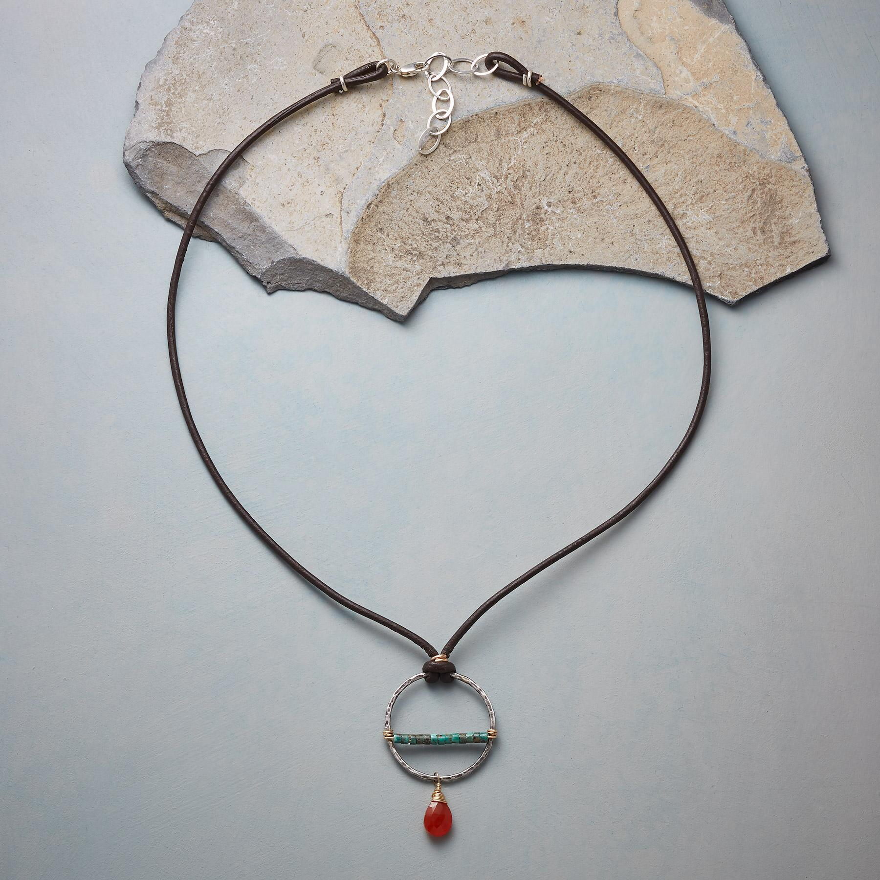 FLEETING SUMMER NECKLACE: View 2