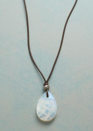 ESSENCE OF STYLE MOONSTONE NECKLACE
