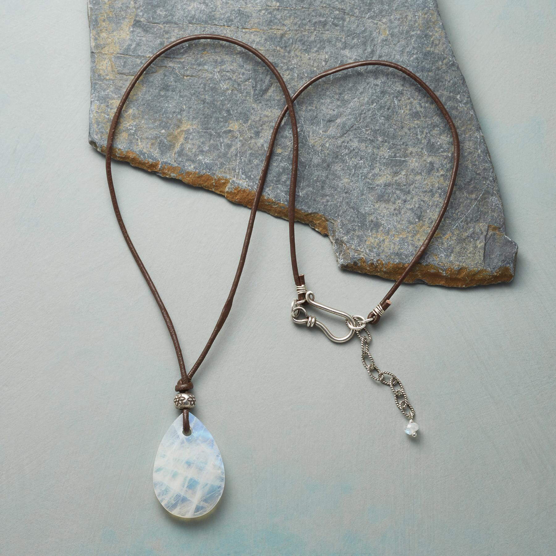 ESSENCE OF STYLE MOONSTONE NECKLACE: View 2