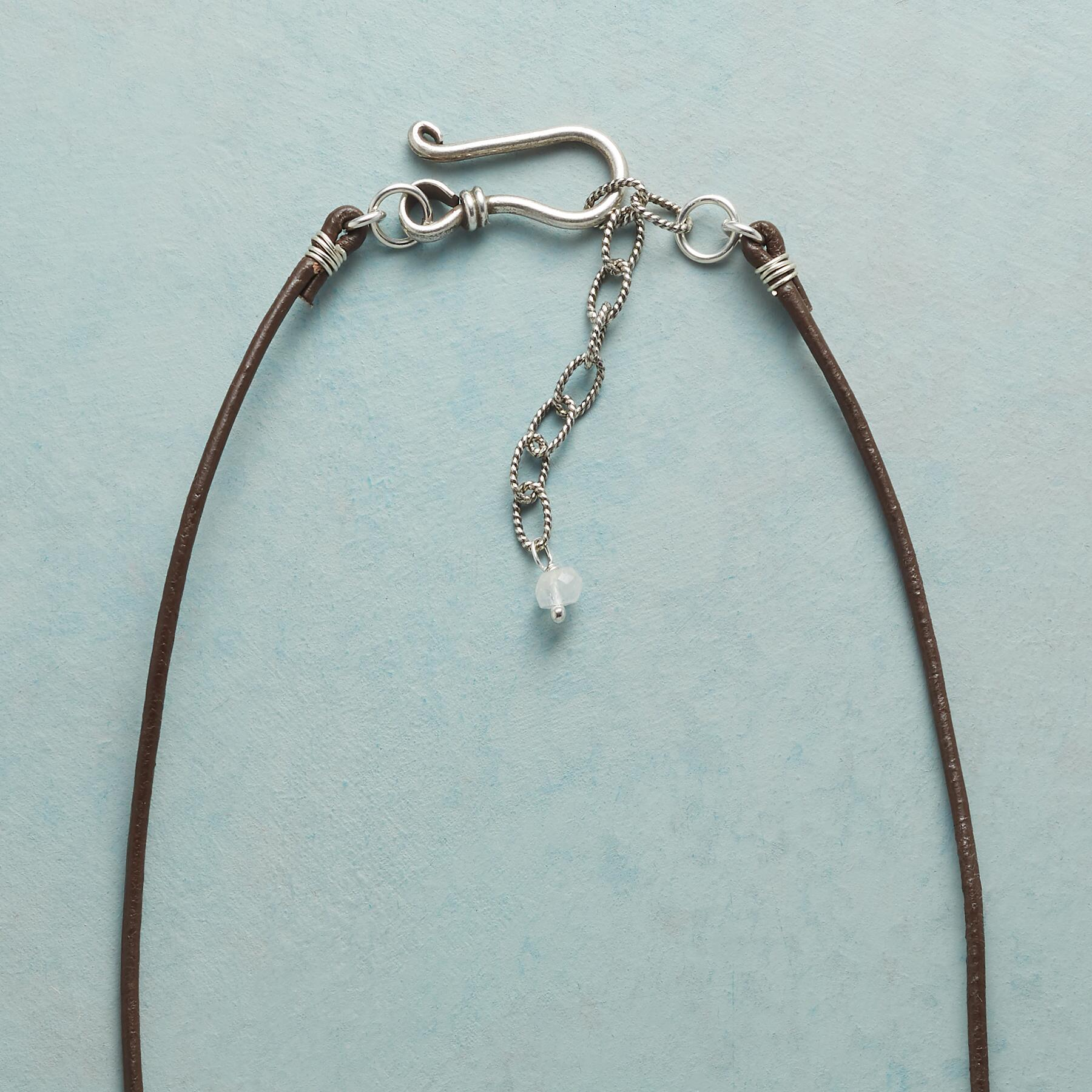 ESSENCE OF STYLE MOONSTONE NECKLACE: View 3