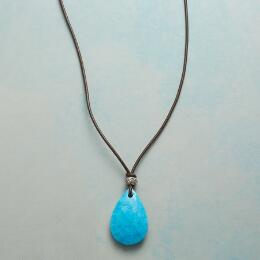 ESSENCE OF STYLE TURQUOISE NECKLACE