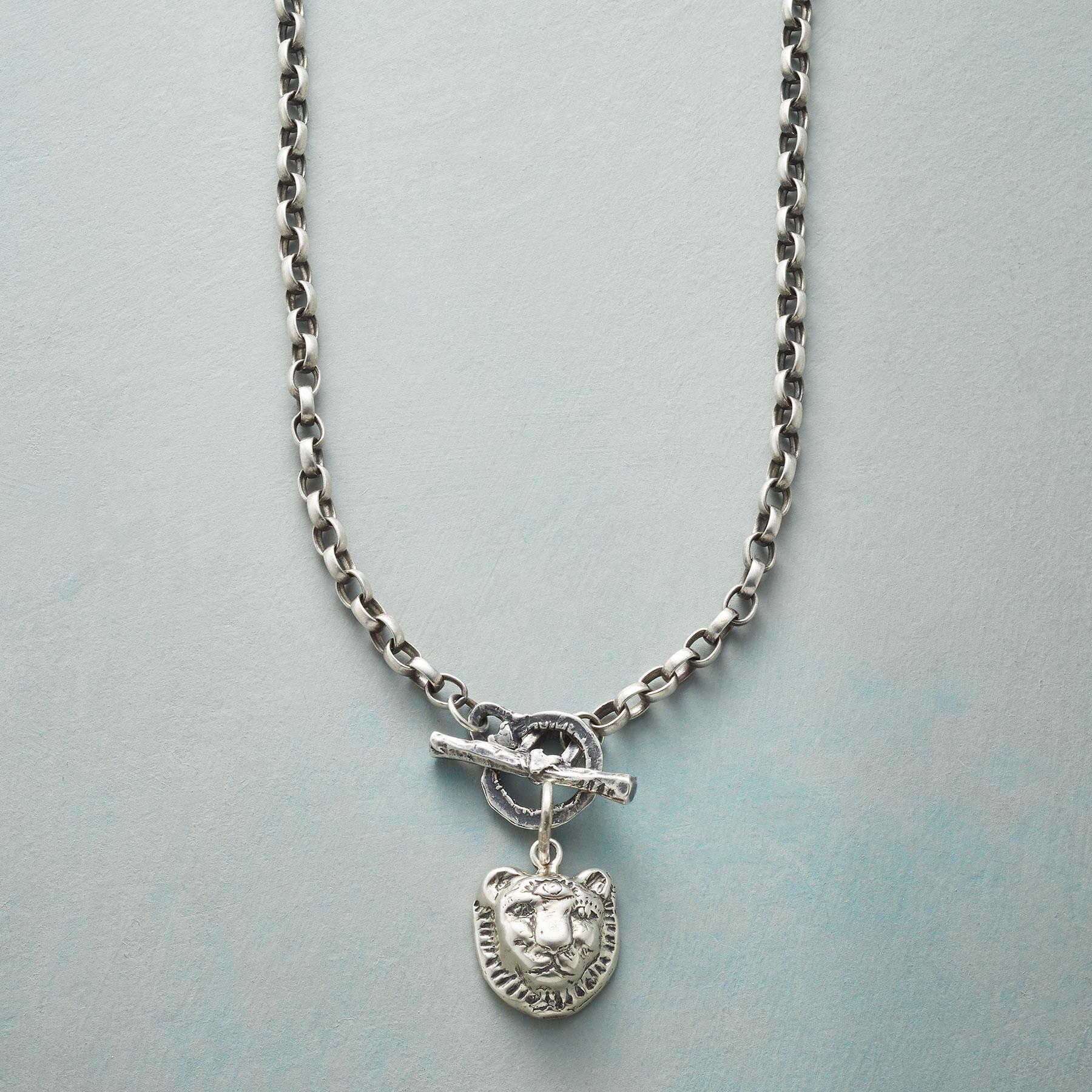 LION HEART NECKLACE: View 1