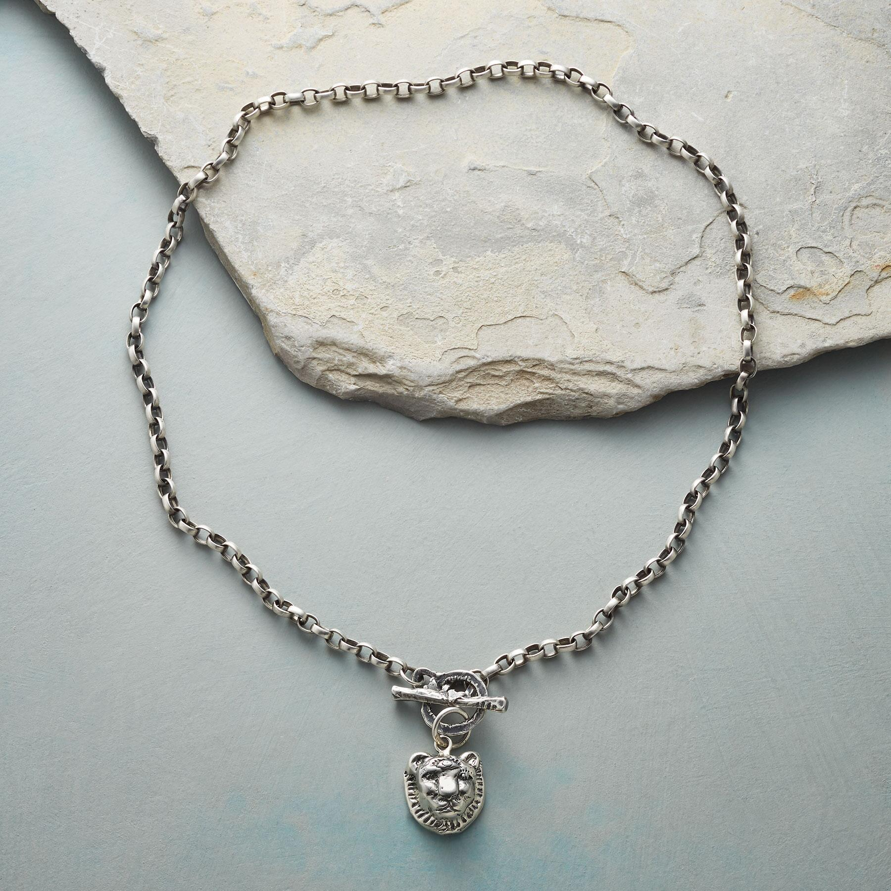 LION HEART NECKLACE: View 2