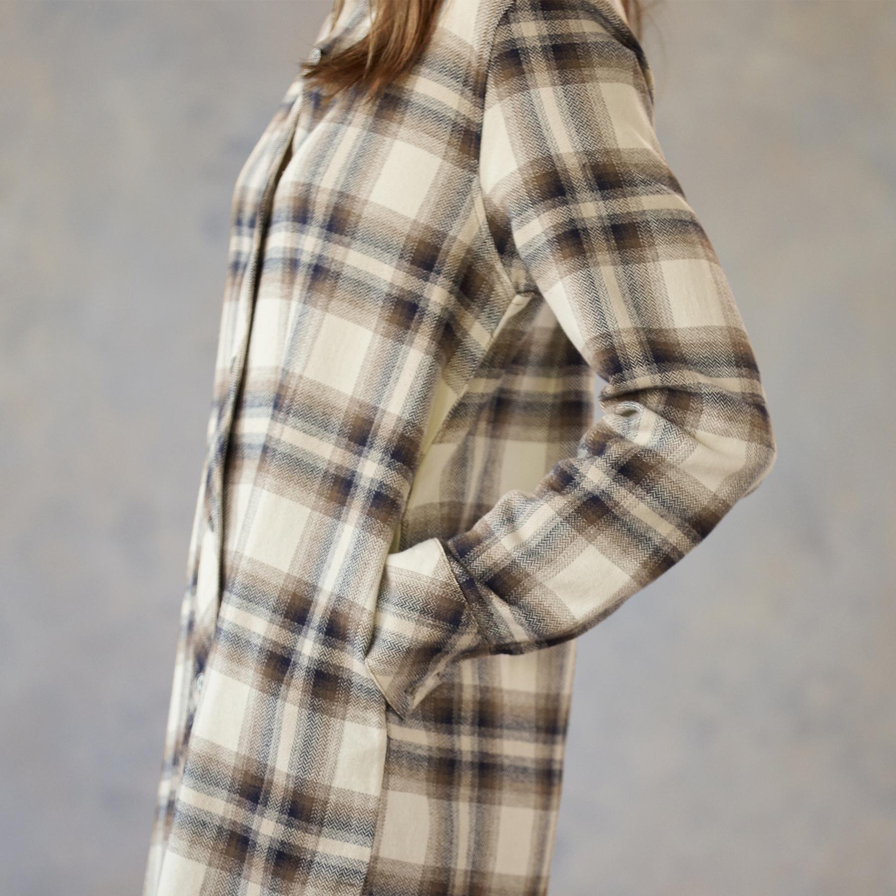 WOODSMOKE & PINE DRESS: View 3