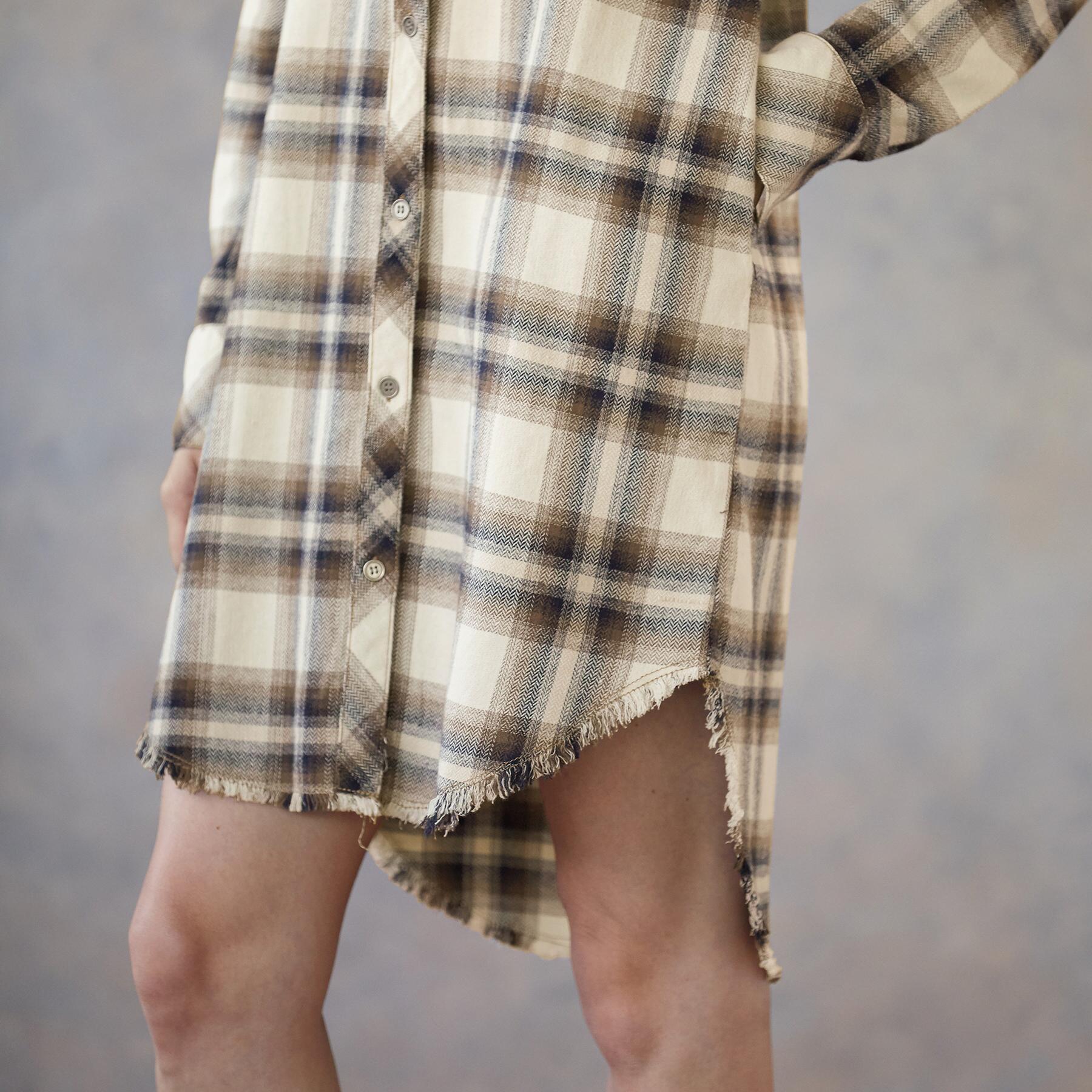WOODSMOKE & PINE DRESS: View 4