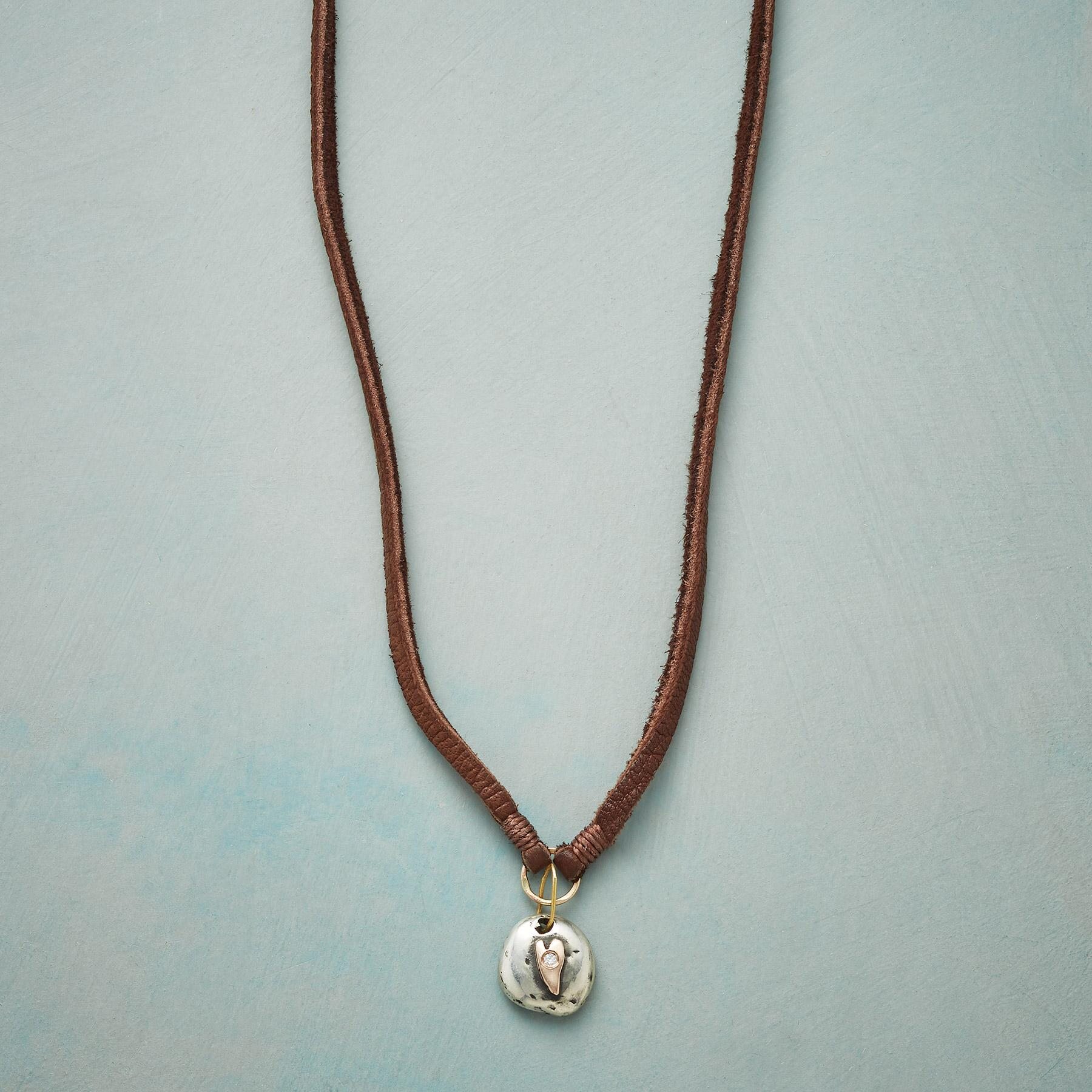 SINCERITY NECKLACE: View 1