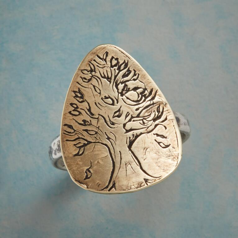 GROW WITH LOVE RING