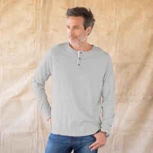 UTLEY REVERSIBLE HENLEY