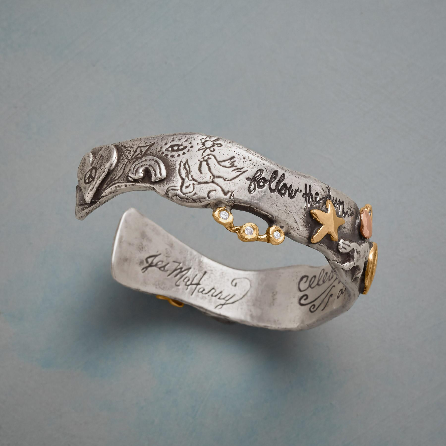 CELEBRATE LIFE, LOVE & HAPPINESS BRACELET: View 2